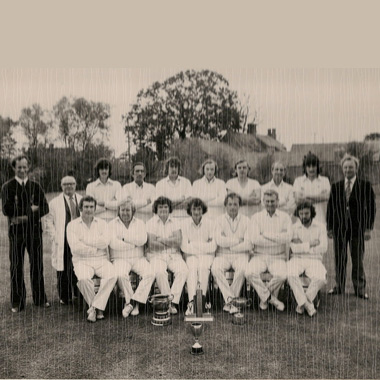 Fringford Cricket Club – Days gone by