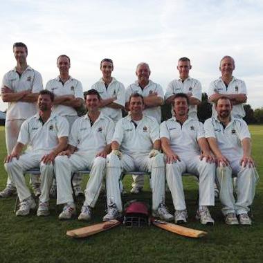 Fringford Cricket Team 2012